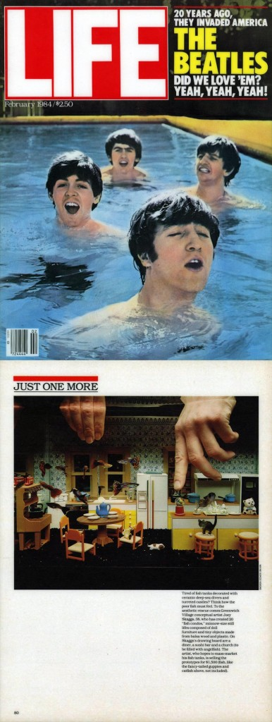 Just One More, Life, February 1984