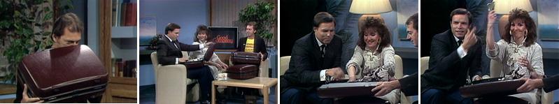 Good & Company montage of Joseph Adore (aka Joey Skaggs) hoax
