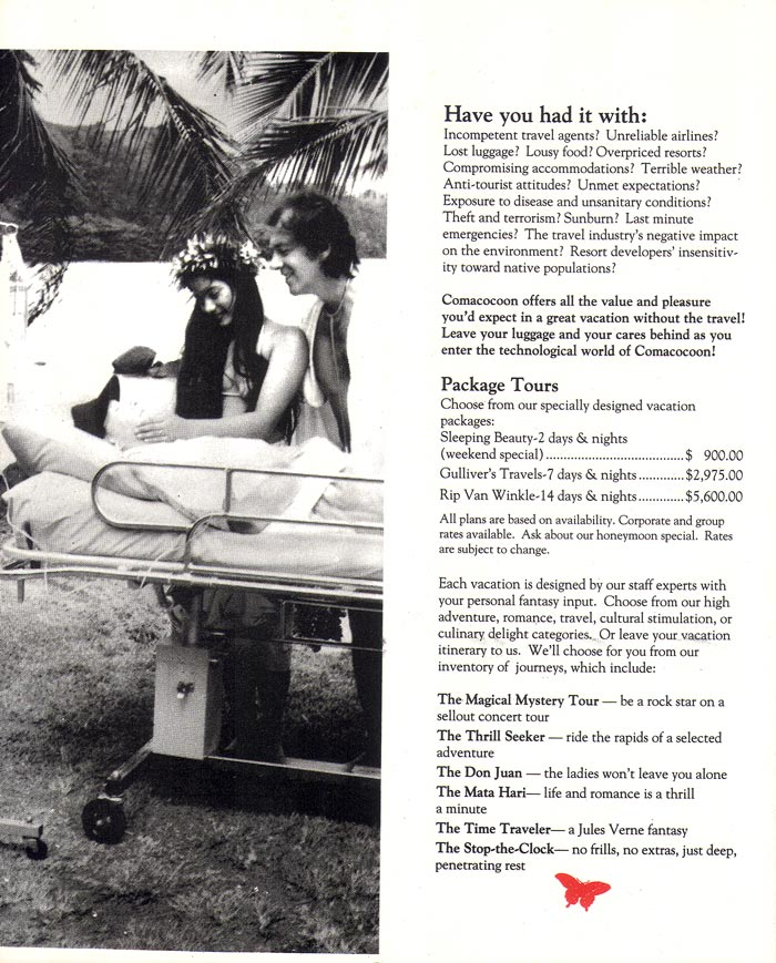 Comacocoon Brochure
