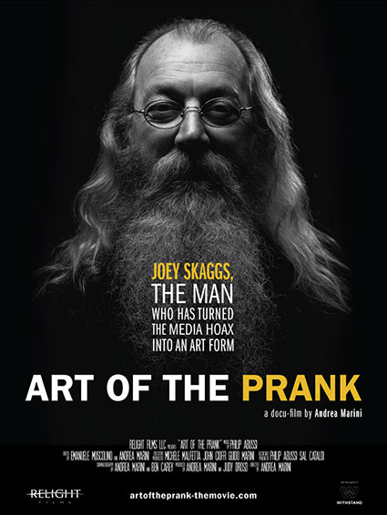 ART OF THE PRANK movie poster