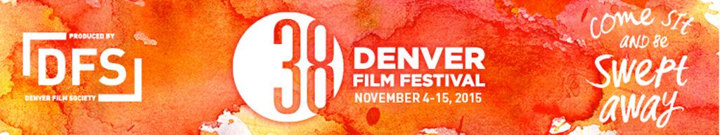 Denver Film Festival masthead