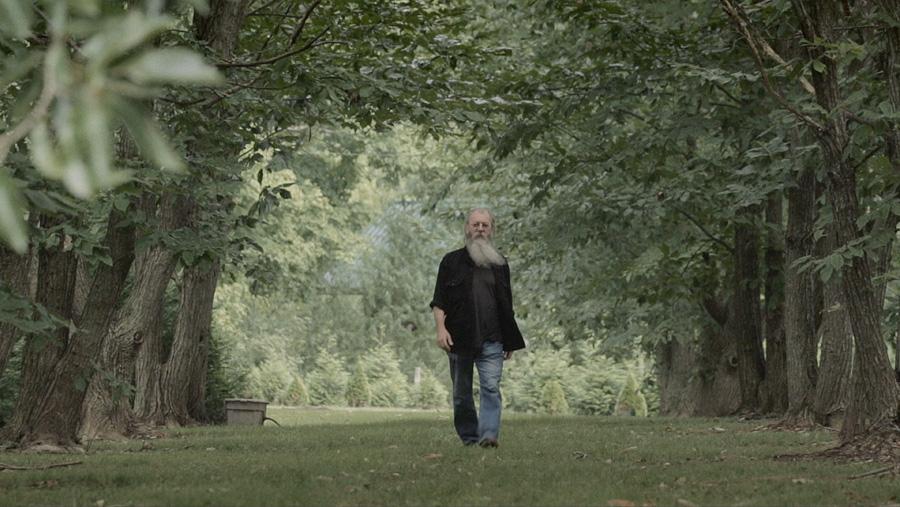 Joey Skaggs in ART OF THE PRANK documentary film by Andrea Marini