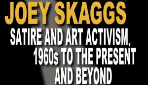 Teaser for the new Joey Skaggs Oral History video project